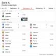 Serie A, ventinovesima giornata: il programma completo