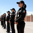 """Messico, addio sexy poliziotte: """"Danneggiano il corpo3"""