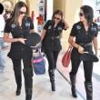"""Messico, addio sexy poliziotte: """"Danneggiano il corpo2"""