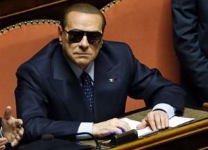 Guarda la versione ingrandita di Silvio Berlusconi (foto Ansa)