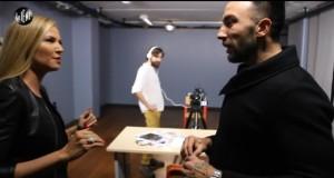 Guarda la versione ingrandita di Le Iene, Simone Coccia Colaiuta e il finto reality show