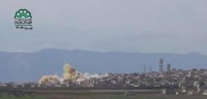 Siria, ribelli abbattono un aereo militare governativo