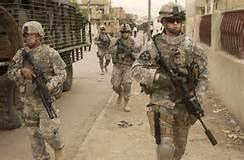 Guarda la versione ingrandita di Soldati americani