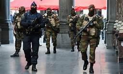 Soldati a Bruxelles