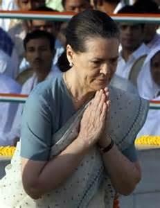 Guarda la versione ingrandita di Sonia Gandhi