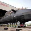 Missile intelligente sbuca dal mare sparato dal sottomarino3