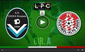 Südtirol-Giana Erminio Sportube: streaming diretta live