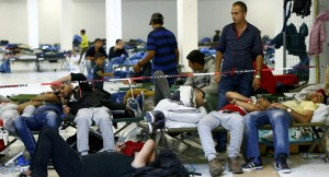 Guarda la versione ingrandita di Migranti, Svezia minaccia di portare Germania a Corte Ue