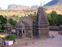 Il tempio di Trimbakeshwar