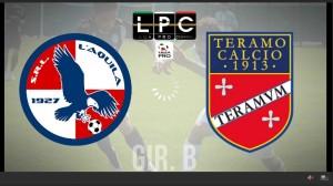 Teramo-L'Aquila Sportube: streaming diretta live