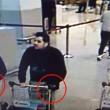 Due dei tre presunti attentatori all'aeroporto di Bruxelles