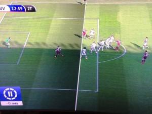 Guarda la versione ingrandita di Maxi Lopez video gol Torino-Juventus: fuorigioco non c'era