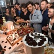 Fabrizio Corona, festa di compleanno al Momò