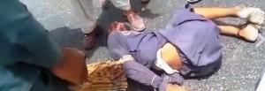 Kamikaze torturato dalla polizia in Afghanistan