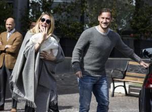 Totti e Ilary Blasi, articolo nomi figli: Foglio querelato