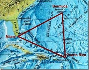 Guarda la versione ingrandita di Triangolo delle Bermuda, mistero svelato? Crateri giganti...