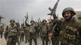 Truppe siriane