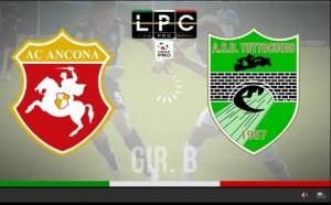 Tuttocuoio-Ancona Sportube: streaming diretta live