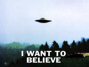 Ufo, via segreti su documenti X-files