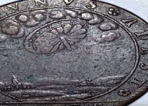 YOUTUBE Ufo su moneta del 1600? Misterioso disegno...