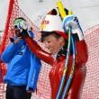 YOUTUBE Ivan Origone, Valentina Greggio: record velocità sci3