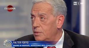 """Valter Foffo: """"Manuel non è gay, a noi piacciono donne..."""""""