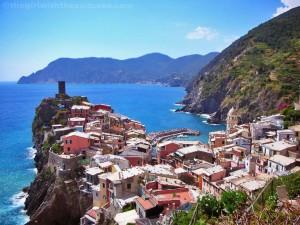 weekend alle Cinque Terre Vernazza