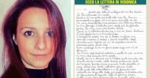 Veronica Panarello e la lettera inviata al settimanale Giallo