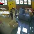 "YOUTUBE Vicenza: maestra asilo sputa a bimbo ""per educarlo""8"