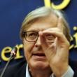 Vittorio Sgarbi a processo: insultò carabiniere a Expo