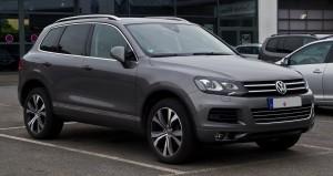 Guarda la versione ingrandita di Volkswagen Tuareg