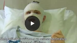 Guarda la versione ingrandita di Bruxelles, sopravvissuto a 2 attentati parla dall'ospeldale