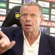 """Maurizio Zamparini: """"Iachini deficiente"""". Caos Palermo VIDEO"""