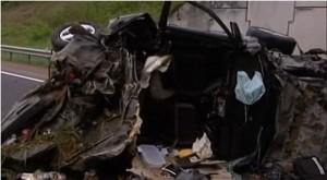 Francia, incidente mortale in autostrada: papà e figli morti