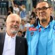 Napoli, gelo Sarri-De Laurentiis: addio con terzo posto?