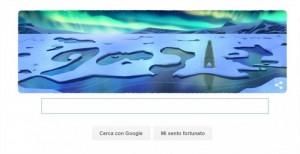 """Giornata della Terra, doodle Google: """"Salviamo il Pianeta"""""""