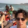 Gabriel Garko vola in Sierra Leone per volontariato 02