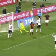 YOUTUBE Dzeko, gol falliti. E il paragone con Fabio Junior.. 06