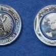 """Moneta 5 euro, ecco come sarà la """"Blue Planet Earth"""" 02"""