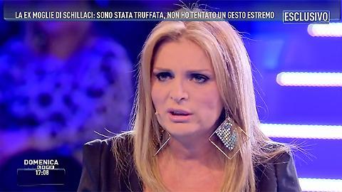 """Rita Bonaccorso, ex Schillaci sotto sfratto: """"Abbatto casa"""""""