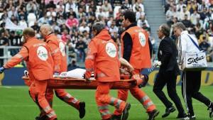 Claudio Marchisio, rottura legamento crociato. Addio Europei