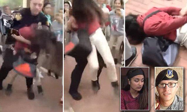 YOUTUBE Poliziotto picchia bambina di 12 anni e la arresta 04