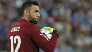 Calciomercato Juventus, Sirigu come erede di Buffon