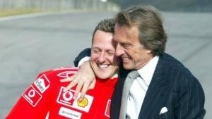 """Montezemolo: """"Schumacher? Fiducioso sul suo recupero"""""""