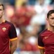 """Atalanta-Roma, Spalletti: """"Dzeko soffre dualismo con Totti"""""""
