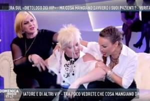 "Alberico Lemme contro Francesca De Andrè: ""Gallina!"""