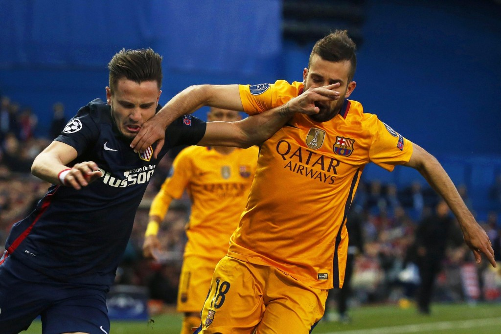 Atletico Madrid-Barcellona 2-0 foto highlights video gol_7