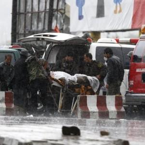 Guarda la versione ingrandita di Afghanistan, attacco suicida a Kabul: almeno 28 morti