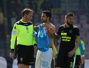 """YOUTUBE Pistocchi: """"Arbitro Mazzoleni in malafede"""". E web..."""
