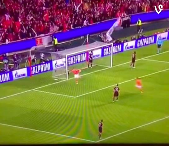 Benfica-Bayern Monaco 2-2, highlights-foto Champions League